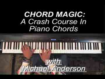 Piano Chord Finder