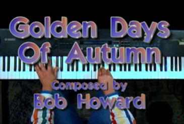 Golden Days of Autumn, composed by Piano Magic member Bob Howard.